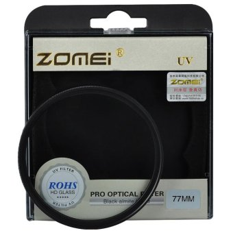 Harga Zomei Genuine Ultra-Violet UV Filter Lens Protector for SONY NEX camera 49MM - intl