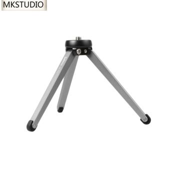 Harga Selens Mini Foldable Desktop Tripod Phone Support Legs Microphone Stand Holder - intl