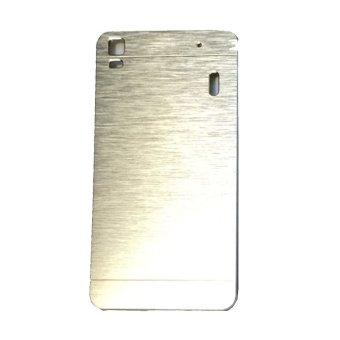 Motomo Lenovo A7000 Hardcase Backcase - Silver