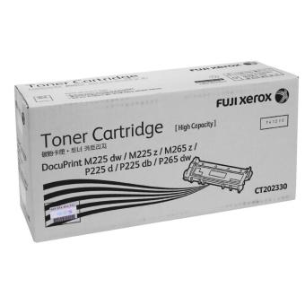 Harga Fuji Xerox CT202330 Toner Cartridge for Docuprint P225d or P265dw -