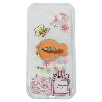 Mr Soft Case Girly Motif For Samsung Galaxy A5 2017 A520 Softshell Source · Softshell Animasi. Source · Bike Flowers basket & Love Phone Holder. Source.