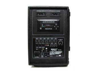 Harga Krezt Portable Wireless PA Amplifier Meeting WAS-03D