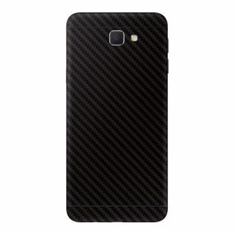 9Skin - Premium Skin Protector untuk Case Samsung J5 Prime - Carbon Texture - Hitam