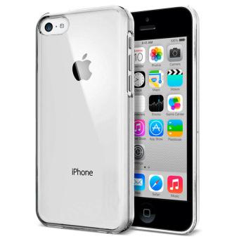 Harga Softcase Ultrathin Untuk Iphone 5 / 5S / SE - Hitam Clear