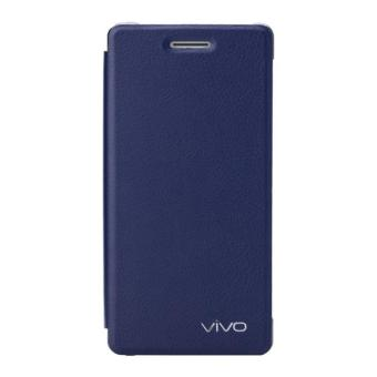 Harga VIVO Flip Cover Case Original For VIVO V5 - Biru