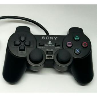 Harga Stick Playstation 2 Black - Stick PS2
