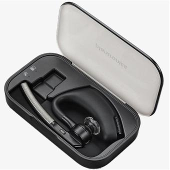 Harga Plantronics Voyager Legend Mobile Bluetooth Headset Include with Charging Case - Hitam