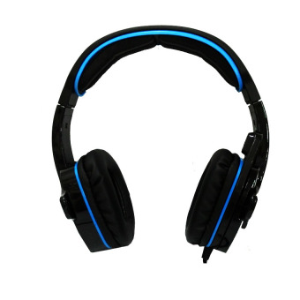 Harga Sades Headset Gaming GPower SA-708 - Biru
