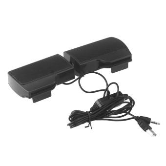... Pengeras Colokan Earphone Source · Harga Mini Speaker Stereo USB portabel Soundbar untuk Notebook Laptop Mp3 pemutar musik ponsel komputer PC