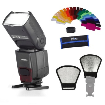 Harga Yongnuo YN-565EX i-TTL flash/Speedlite/Speedlight/Flashgun for Nikon DSLR camera