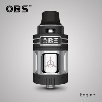 Harga OBS ENGINE MINI BLACK AUTHENTIC 100% [ RTA VAPOR VAPE ]
