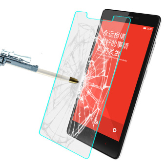 Harga Accessories Hp Tempered Glass for Xiaomi Redmi 2 Screen Protector HD Crystal - Clear