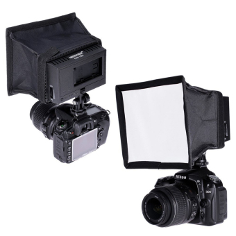"Harga Neewer 8""x6 inch / 20x15cm Translucent Softbox for Canon G1 X/600D/1D X/SX40 HS/SX150 IS/60D/550D,Nikon D7000/D5100/ D5000/D3100/D3000/D700/D300,Neewer TT560 TT520 TT660 TT850 TT860 and Other DSLR Flashes"