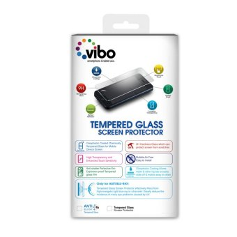 Harga Vibo Samsung Note 1 N7000 i9220 Tempered Glass Screen Protector