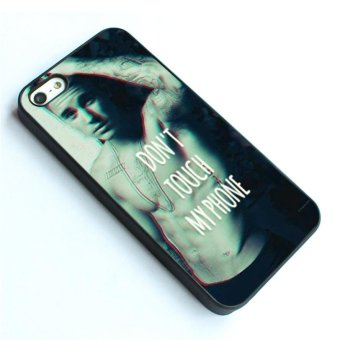 phone case TPU cover for Apple iPhone 5 / 5s Justin Bieber purpose - intl