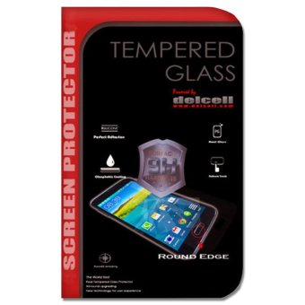 Harga Delcell Moto G Tempered Glass Screen Protector