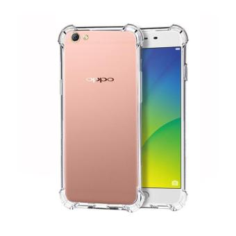 Harga Oppo Neo 7 A33 Anti Crack Shock Knock Softcase Casing Cover Sarung Hp - Bening