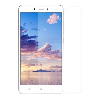 Harga Xiaomi Xiaomi Xiomi Redmi Note 4 Tempered Glass Screen Protector 0.32mm - Anti Crash Film - Bening