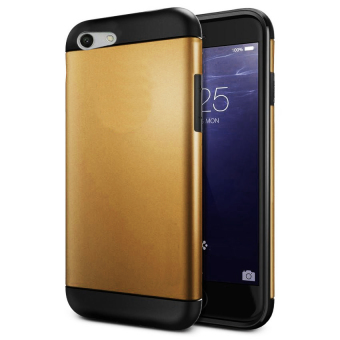 Case For Oppo F1s Selfie Expert 4G Slim Armor Series 2 Layer - Emas