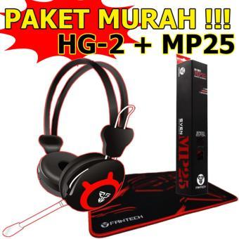 Fantech Headset HG-2 + Fantech MousePad MP25