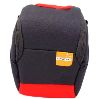 Harga New Professional Soft Camera Bag Case Pouch for Nikon J1/J2/J3/J4 S1 V1/V3 AW1