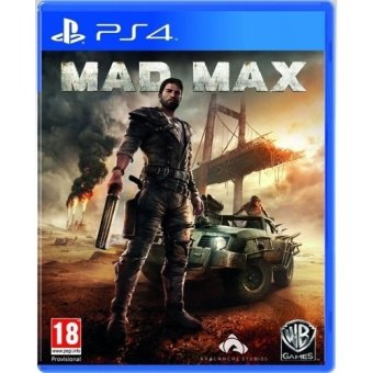 Harga Sony PS4 Mad Max Ripper Edition - Steel Case - Reg 3