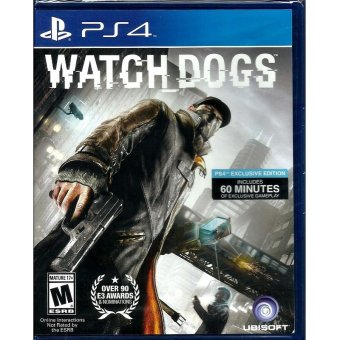 Harga Sony PS4 Watch Dogs
