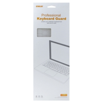 Harga ENKAY Keyboard Protector Cover for Macbook Pro 13.3 inch and Air 13.3 inch and Pro 15.4 inch, US Version and EU Version, English - Intl