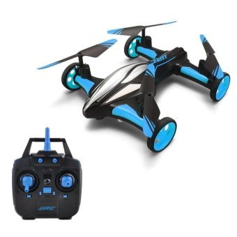 Harga JJRC H23 Quadcopter Dual Mode Ground / Air Drone 6 Axis Gyro with 3D Flip