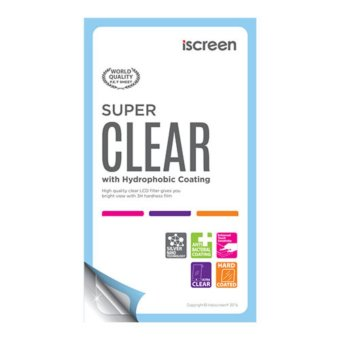Harga Indoscreen iScreen Anti Gores LG X Cam (K580) - Clear