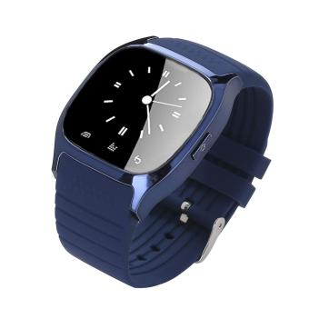 Harga niceEshop Bluetooth Smart Wrist Watch Android Mobile Phone Watch, Blue
