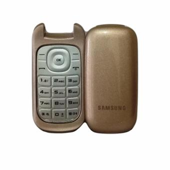 Harga Casing Full Cover Samsung Caramel E1272 Full Set - GOLD