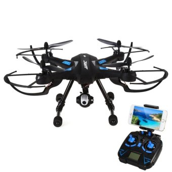 Harga Quadcopter Drone JJRC H26WH WIFI FPV With Camera headless Mode / One Key Return/Altitude Hold Mode RTF