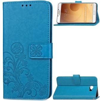 Silk Leather Wallet Flip Cover Case For Oppo A33 Neo 7red 1 Intl Source · A33