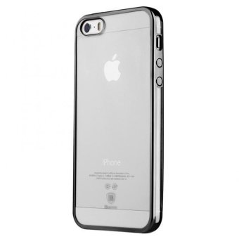 Harga Baseus Shining Case for iPhone 5/5S/5SE - Hitam