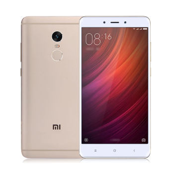 Harga Xiaomi Redmi Note 4 - 64GB - Gold