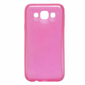 Harga My User Ultrathin Softcase Lenovo P70 - Pink