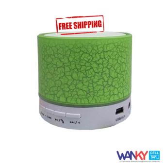Harga Wanky Speaker Mini Bluetooth VPS - Hijau