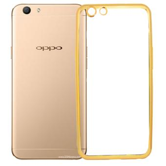 Softcase Oppo F1 List Chrome Hitam Transparant Tempered Glass Source · Harga Softcase Silicon Jelly Case
