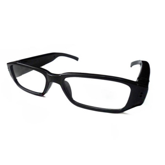 Harga Spy Cam / Camera / Kamera Pengintai Kacamata Lensa Bening - Cam Eye Wear - Glasses Hidden Camera