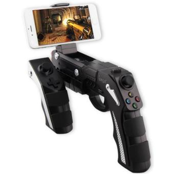 Harga Ipega The Son of Phantom Shox Blaster Bluetooth Gun Gamepad for Smartphone - PG-9057 - Black