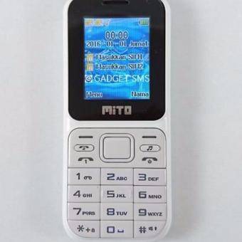 Touchscreen Mito T75 Black Daftar Harga Terbaru Indonesia Source · Mito 135 White