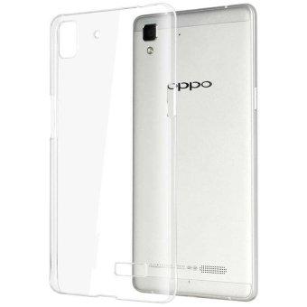 Harga Terbaru Delkin Ultrathin Softcase Oppo R7 Lite - Off White