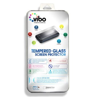 Harga Vibo Sony Xperia M5 / M5 Dual E5603, E5606, E5653 Tempered Glass Screen Protector Clear