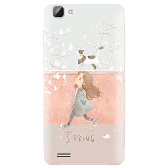 TPU Soft Case for VIVO Y35 (Multicolor)