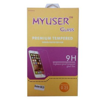 Harga My User Tempered Glass Blackberry DTEK50