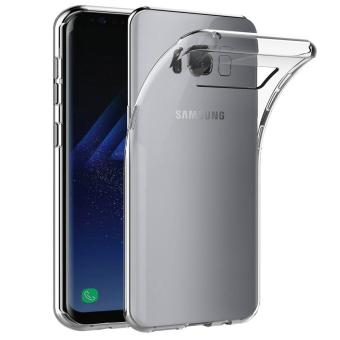 Ultra Slim Case for Samsung Galaxy S8 Plus Soft TPU Transparent Protector Cover - intl