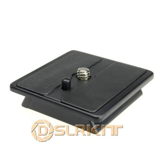 Velbon QB-4LC QB4LC Quick release plate for CX-404 CX-430 CX-440 PH-446 CX-MINI - intl