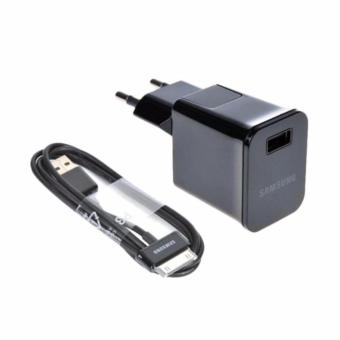 Harga Samsung Hitam Travel Charger for TAB 2 or TAB 1 - Hitam
