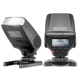 Harga Neewer MK320 TTL LCD Display Speedlite for Sony